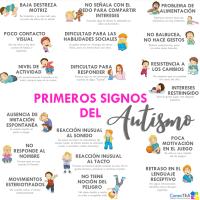 PRIMEROS SIGNOS DE AUTISMO